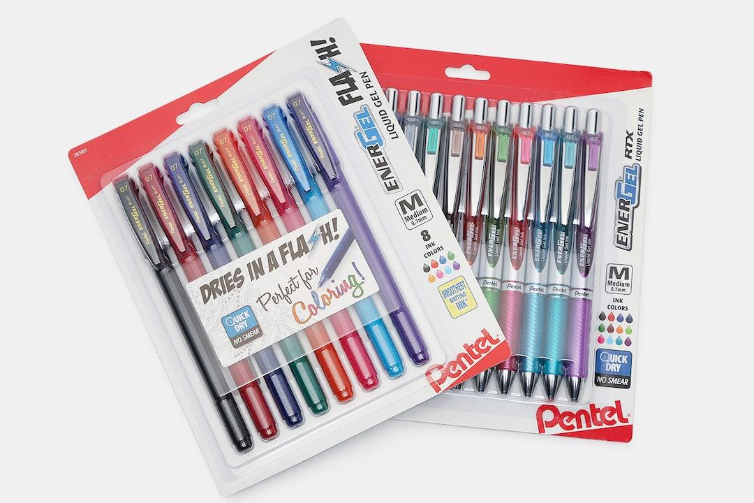 Pentel EnerGel Pen Bundle