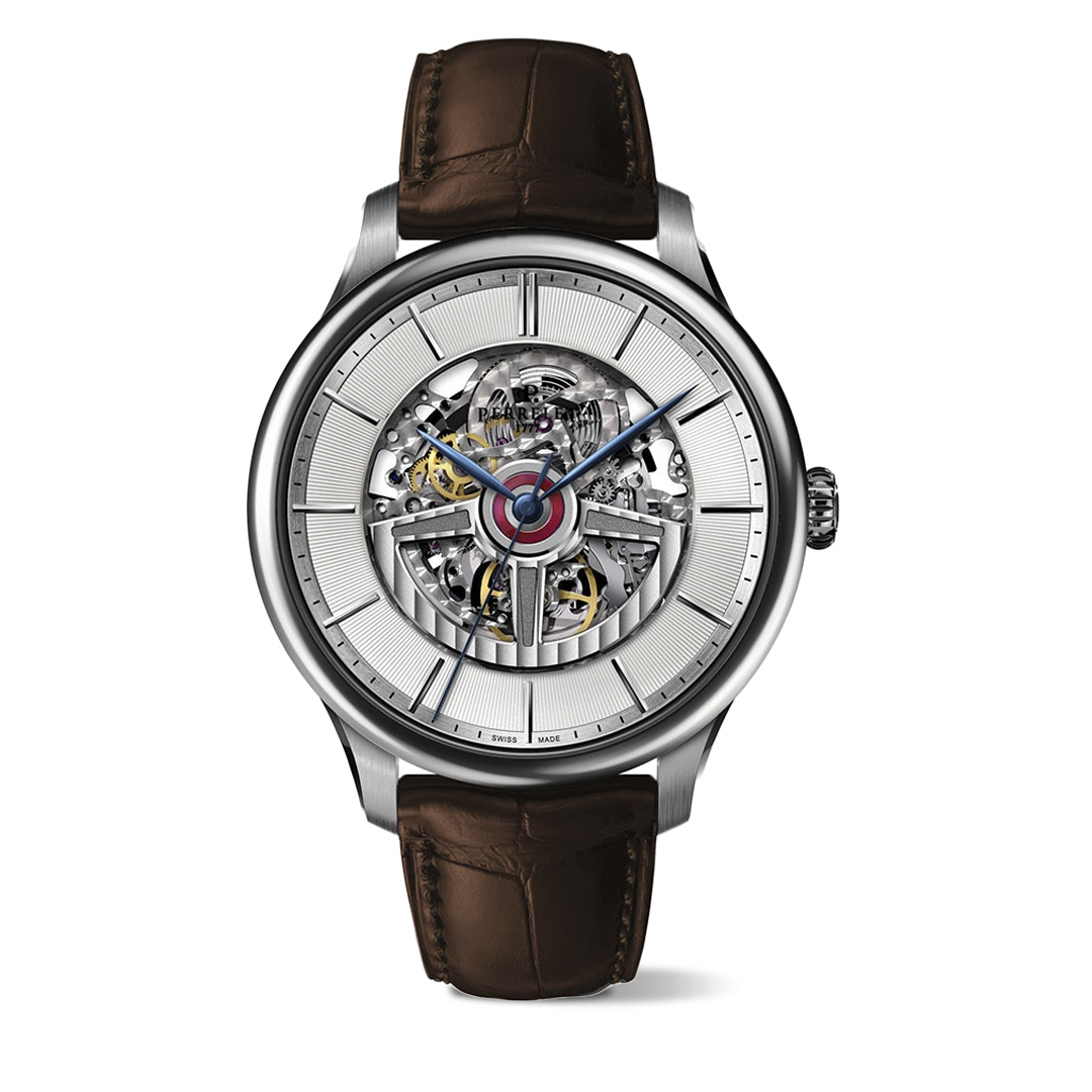 Perrelet Double-Rotor Skeleton Automatic Watch