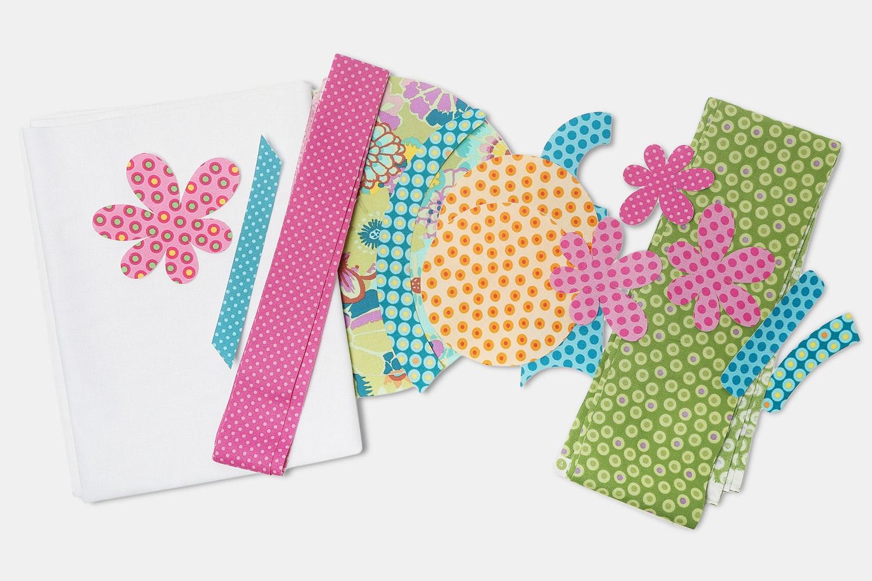 Petal Power Quilt Kit by Urban Elementz
