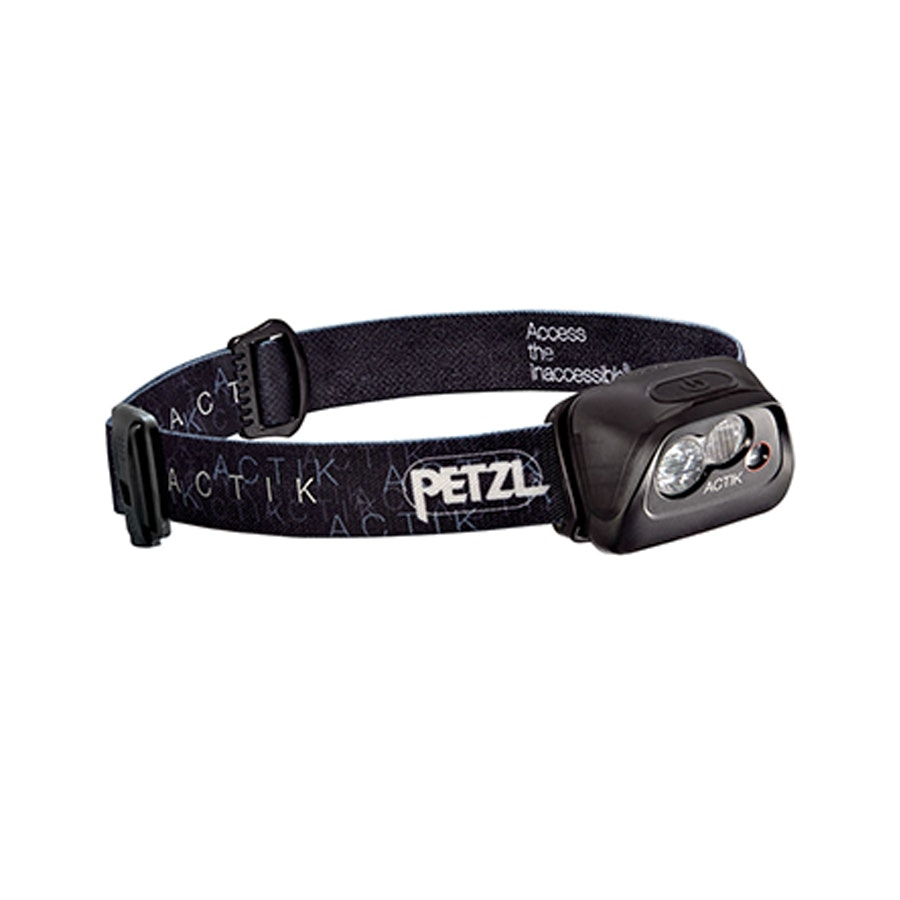 Petzl Actik & Actik Core Headlamps