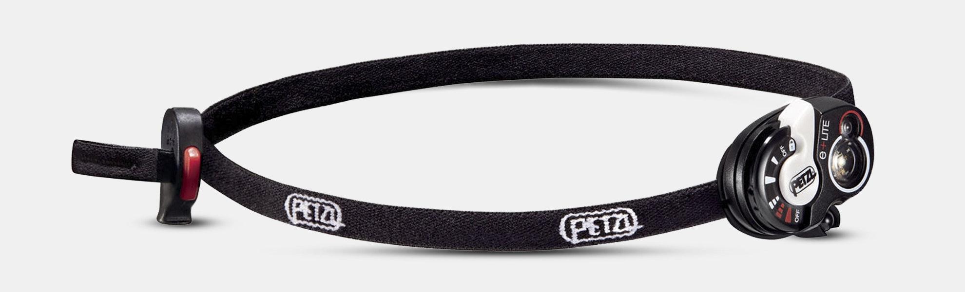 Petzl e+Lite 50-Lumen Headlamp