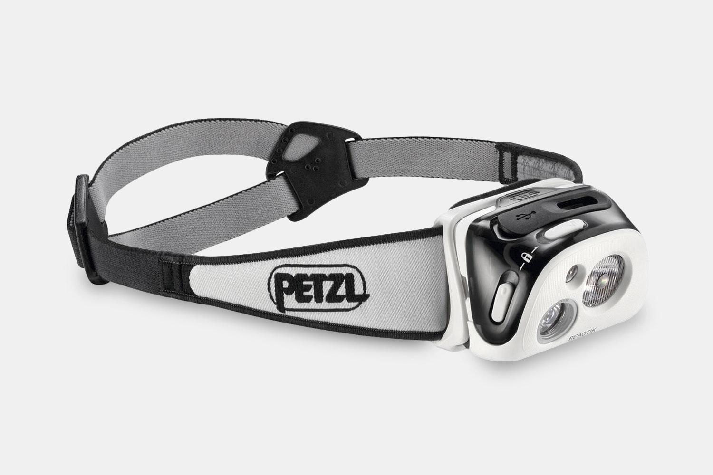 Petzl New Reactik & Reactik+ Headlamps