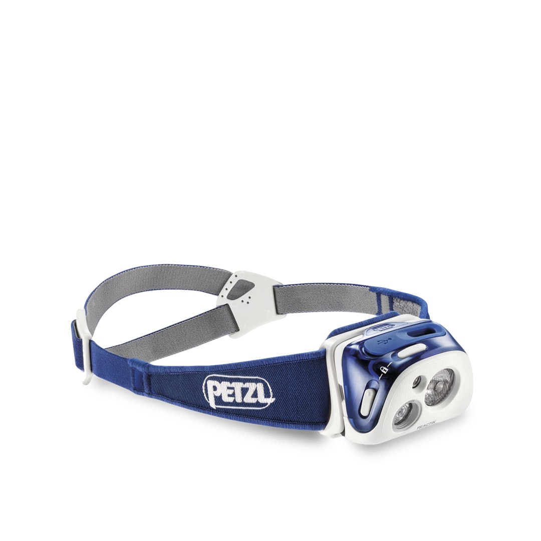 Petzl New Reactik & Reactik+ Headlamps