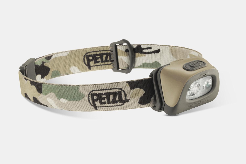 Petzl Tactikka, Tactikka+ & Tactikka+RGB Headlamps