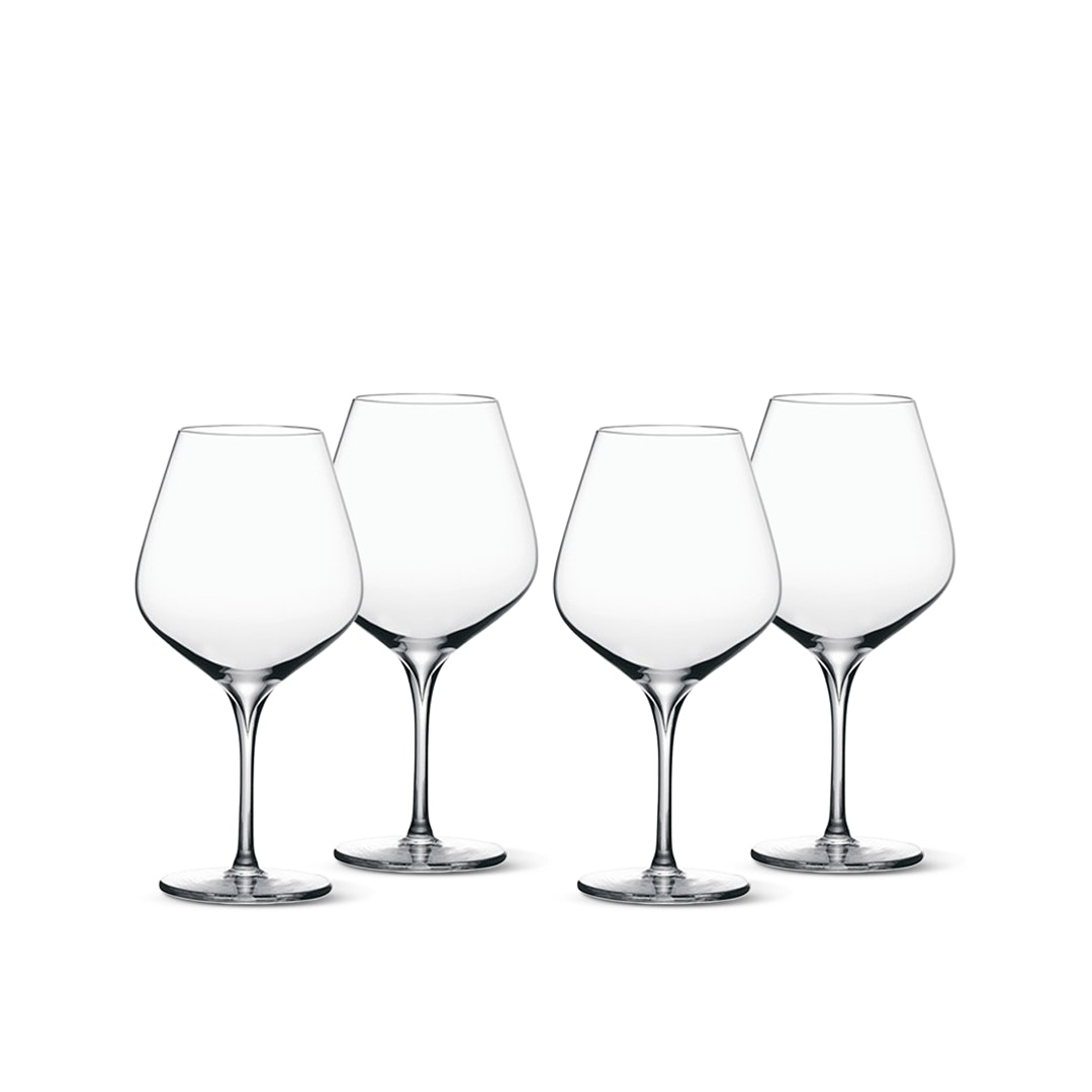 Peugeot Esprit 180 Wine Glasses (Set of 4)