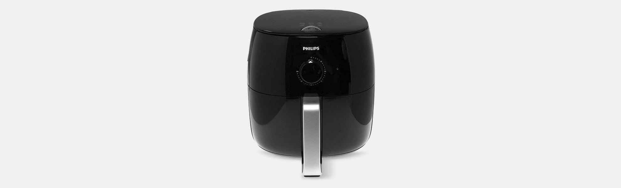 Philips Avance XXL Twin Turbostar Air Fryer