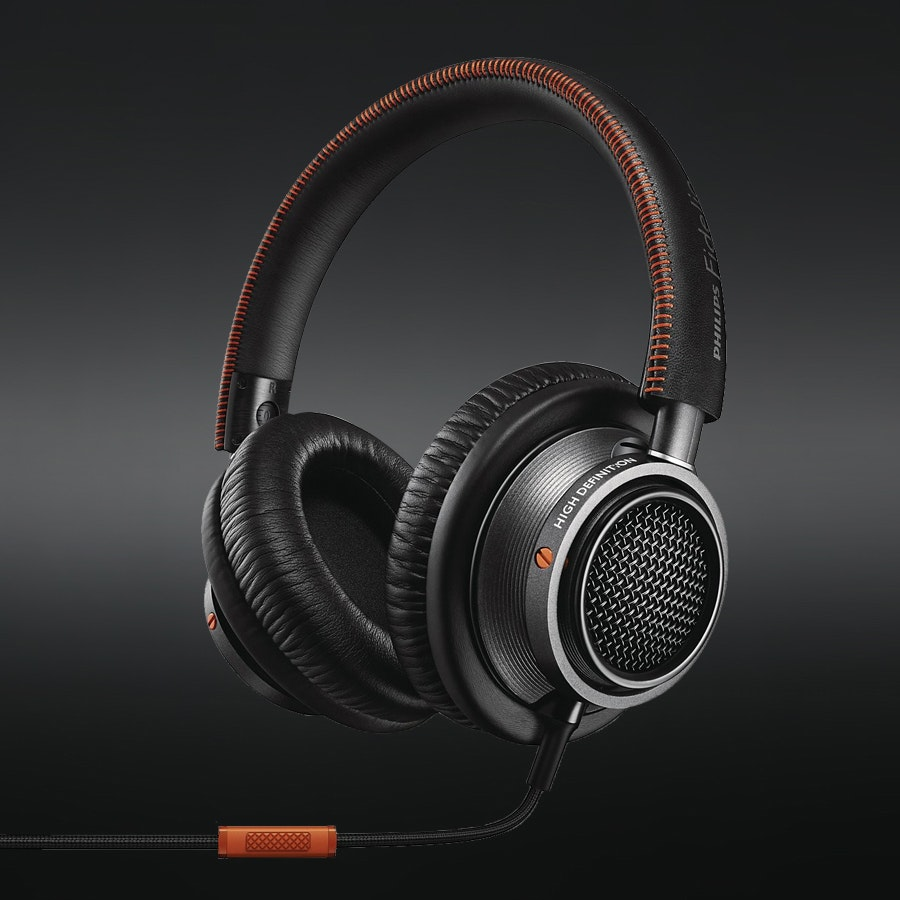 Philips Fidelio Headphones with Mic L2BO/27