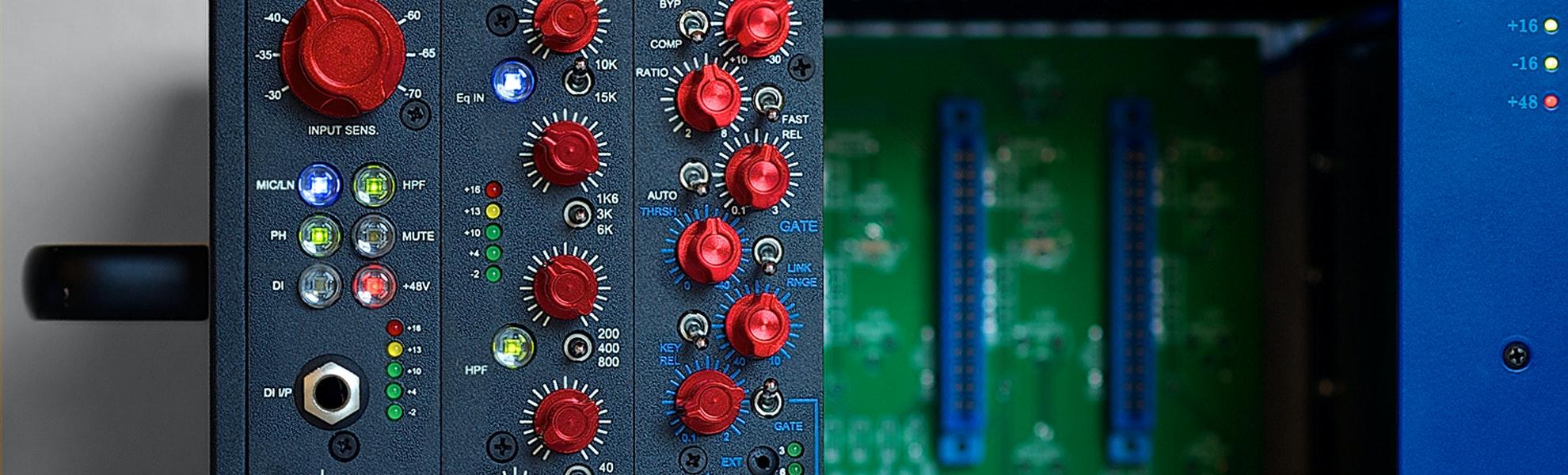 Phoenix Audio 500 Series Modules