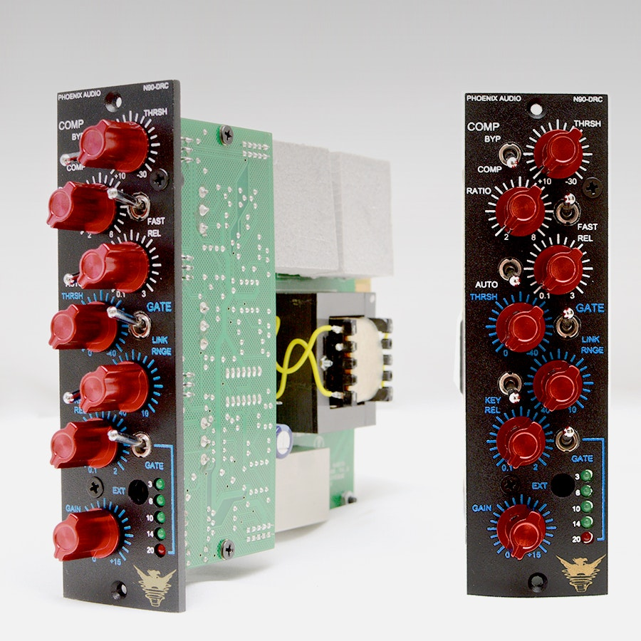 Phoenix Audio 500 Series Modules