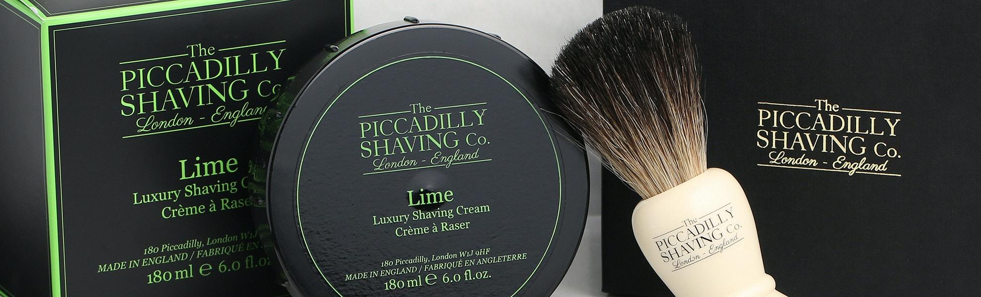 Piccadilly Shaving Co. Shave Set