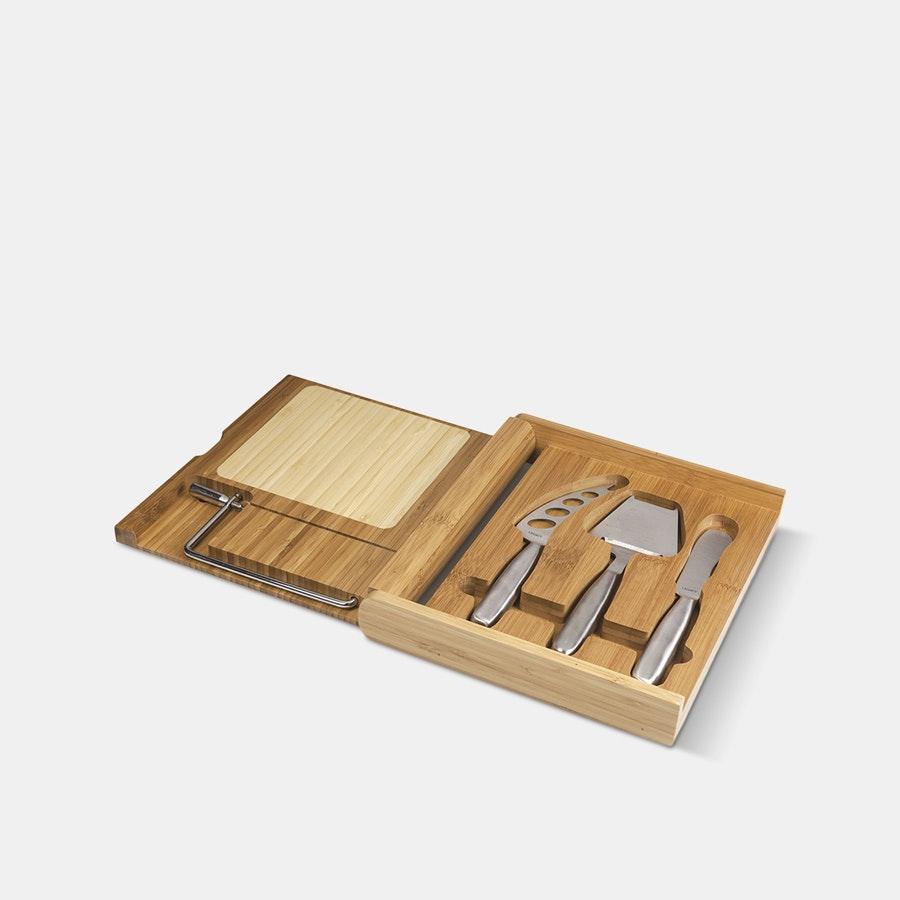 Picnic Time Soirée Cheese Board Kit