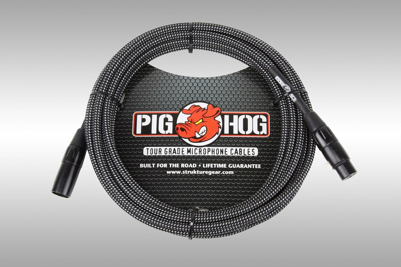 Pig Hog Vintage Series XLR Microphone Cable