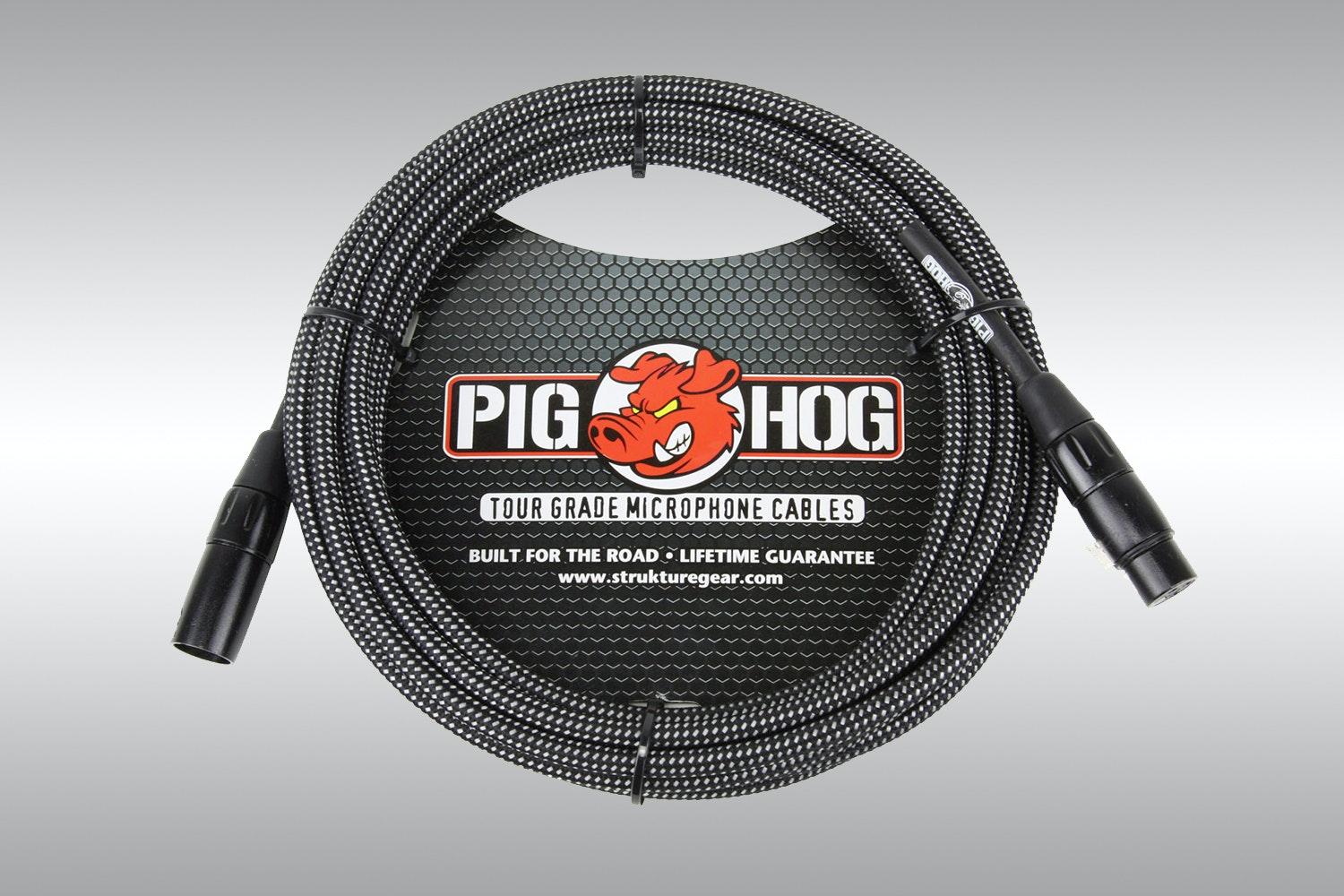 Pig Hog Vintage Series XLR Microphone Cable