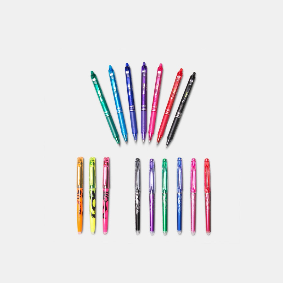Pilot FriXion Color Bundle