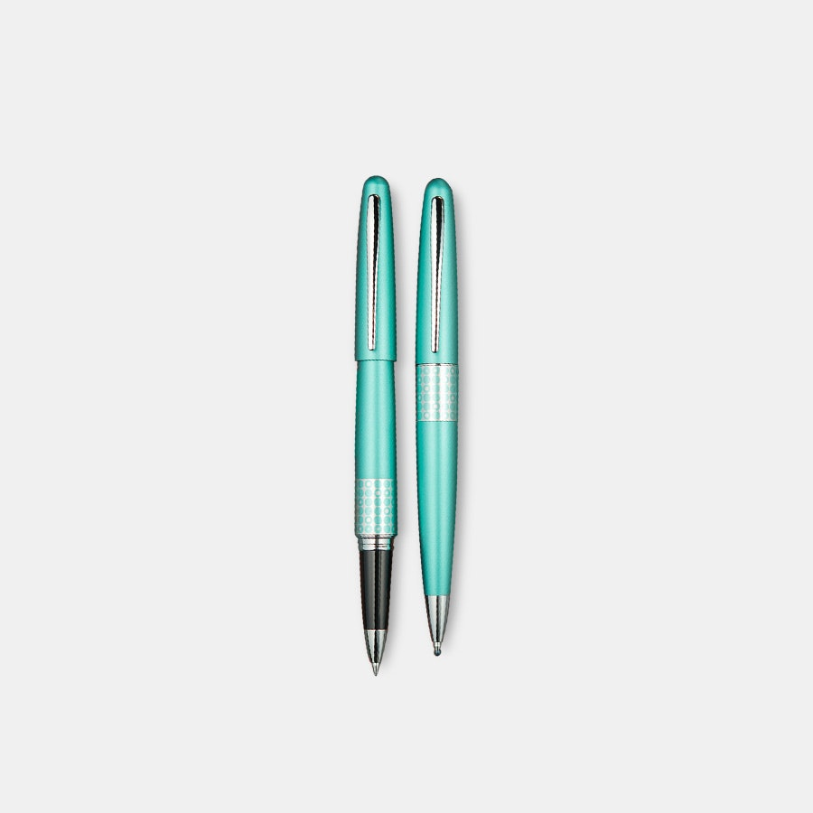 Pilot Metropolitan Retro Pop Gel + Ballpoint Set