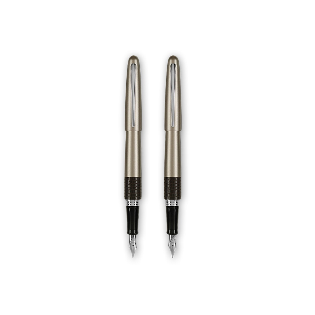 Pilot Metropolitan Fountain Pen (2-Pack)