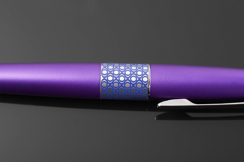 Purple Ellipse