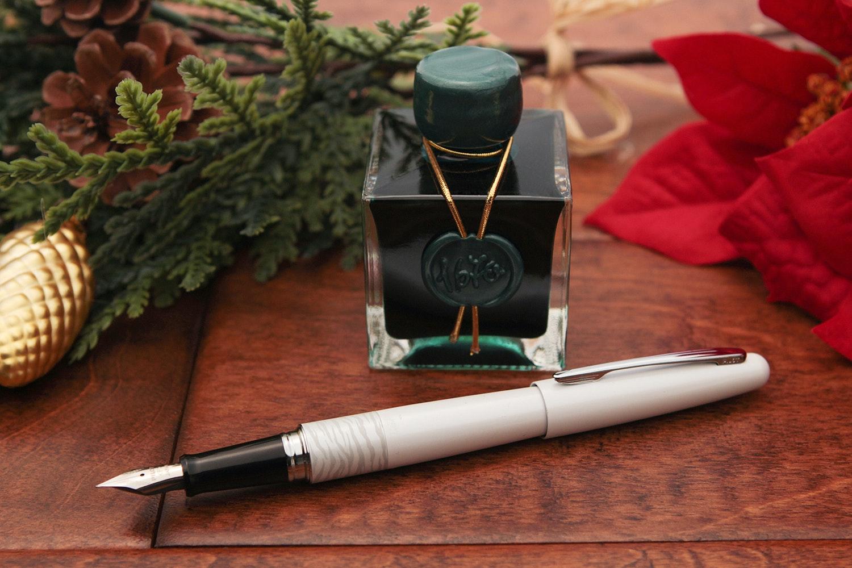 Pilot White Tiger & Emerald Holiday Bundle