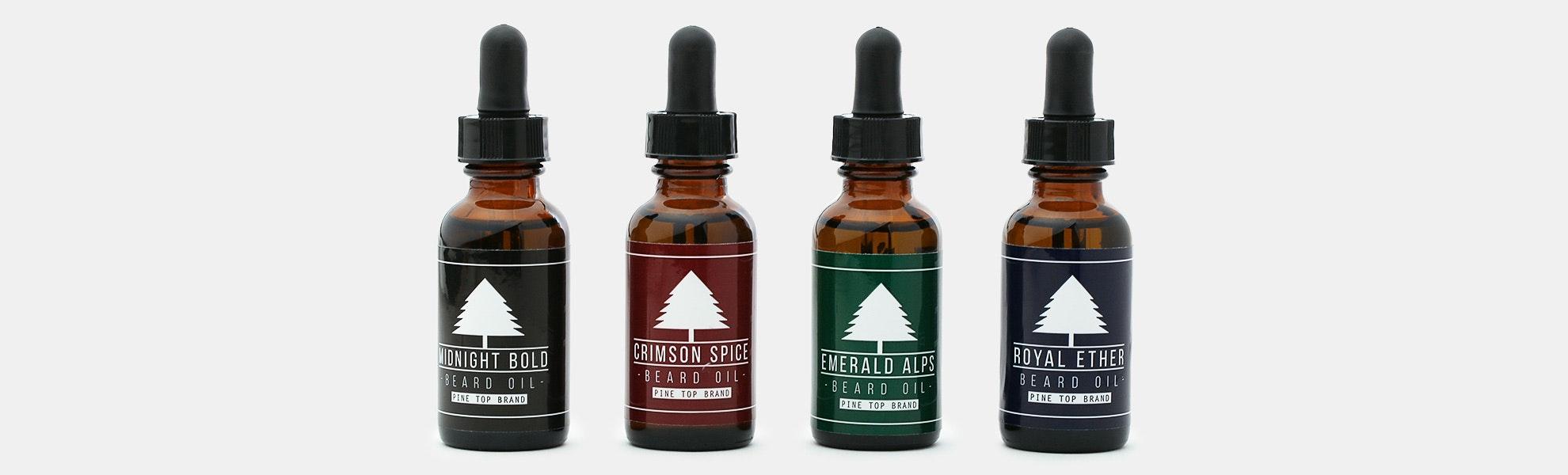 Pine Top Beard Oil