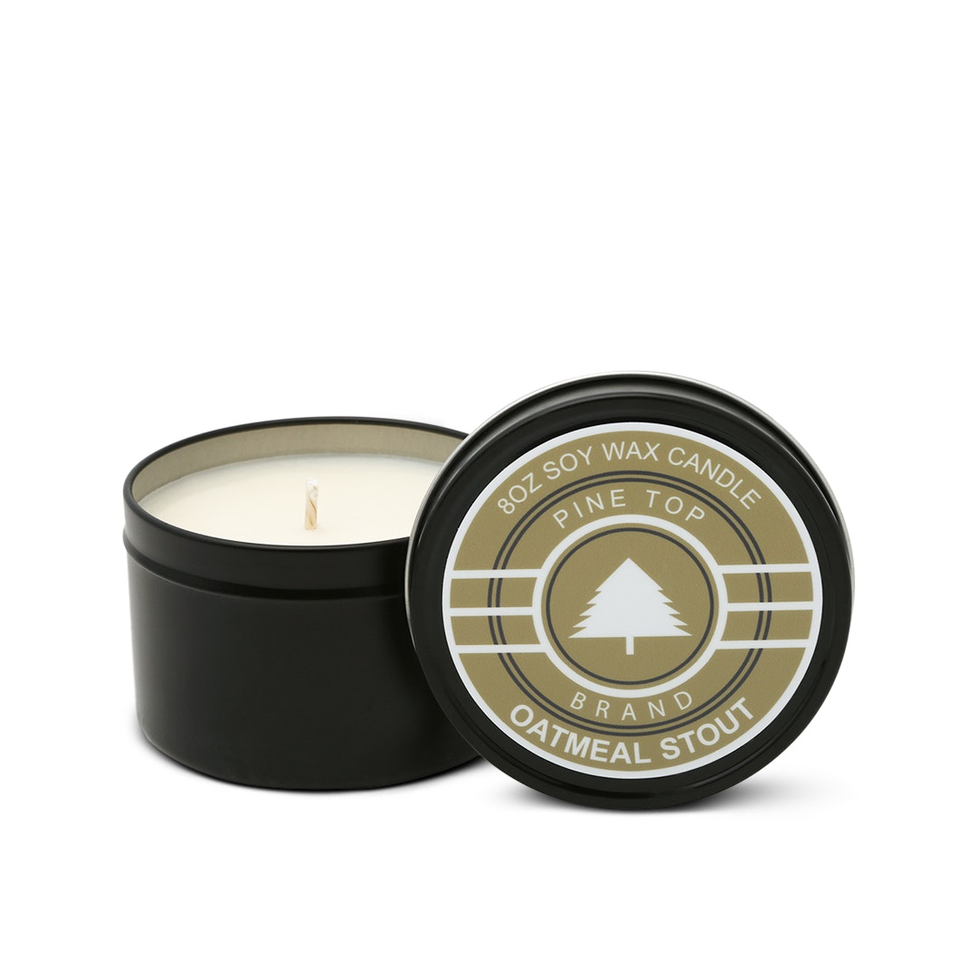 Pine Top  Soy Wax Candles