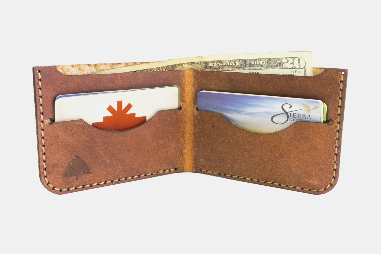 Pine Top Patula Bifold Wallet