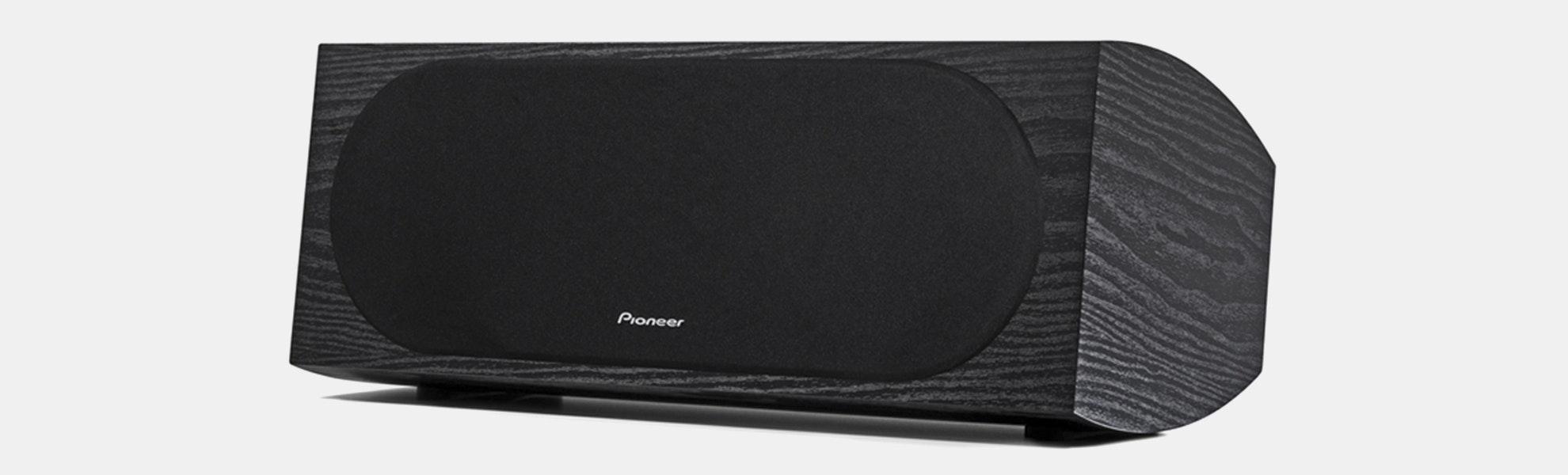 Pioneer Andrew Jones 2-Way Center-Channel Speaker