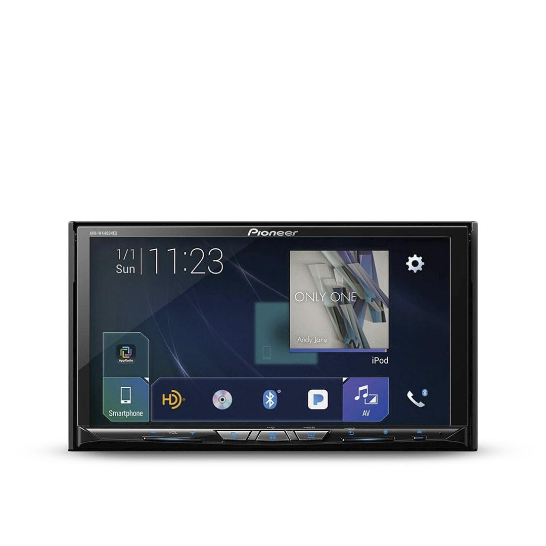 Pioneer 7-Inch Multimedia Receiver