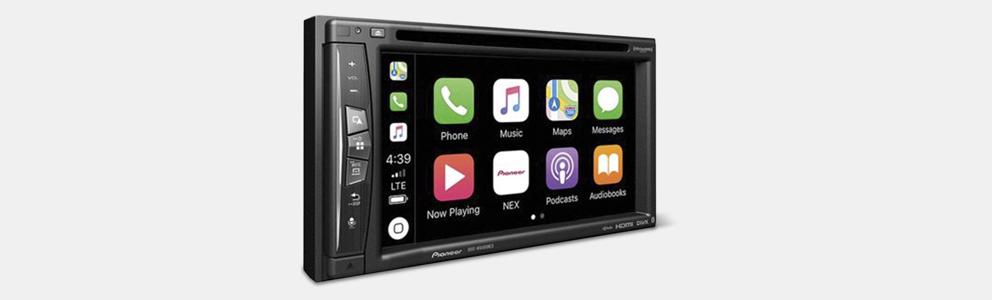 "Pioneer AVIC-W6400NEX 6.2"" Touchscreen Nav Receiver"