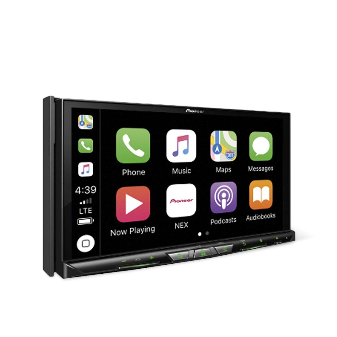 "Pioneer AVIC-W8400NEX 7"" Touchscreen Nav Receiver"