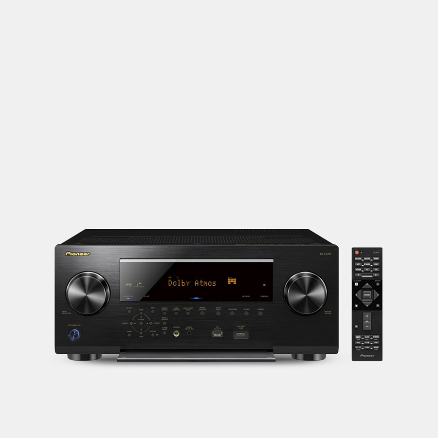 Pioneer Elite SC-LX Series AV Receivers