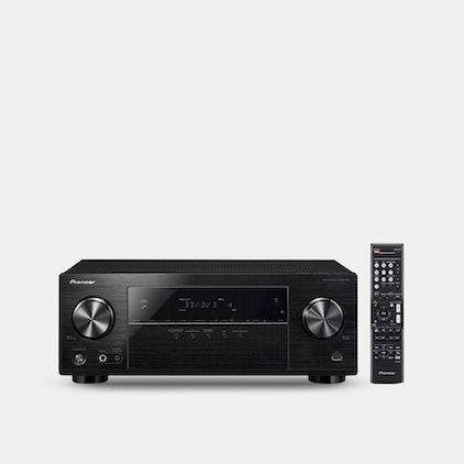 Shop Yamaha RX V 371 BL 5 1 Channel AV Receiver & Discover