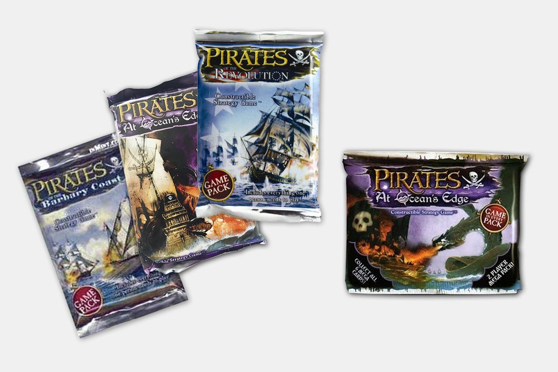 Pirates at Ocean's Edge Booster Pack Bundle