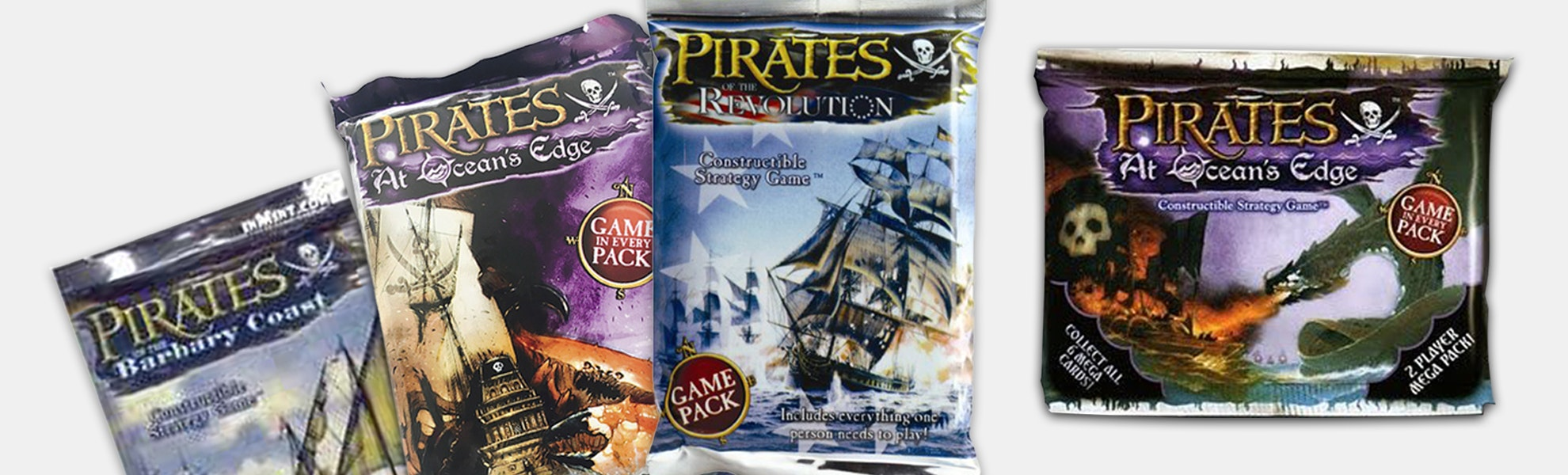 Pirates at Ocean's Edge Booster Pack Bundle