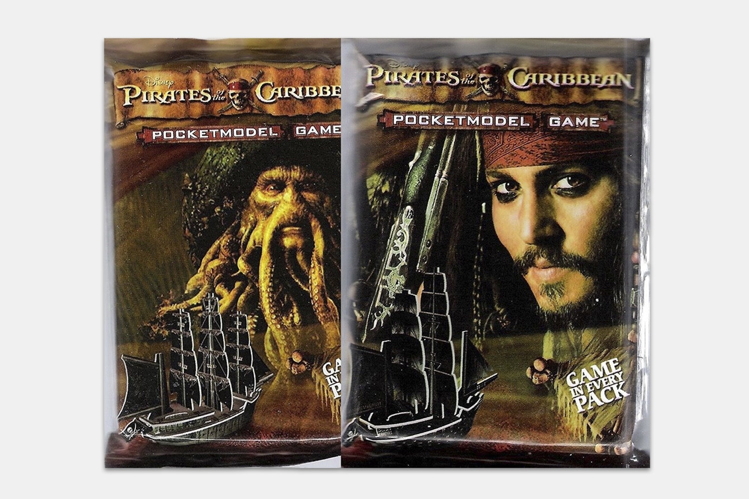 Pirates of the Cursed Sea Booster Pack Bundle