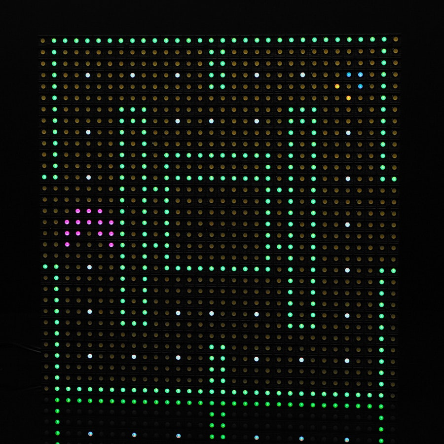 PIXEL Guts Kit v2.5 (32 x 32 LED Matrix)
