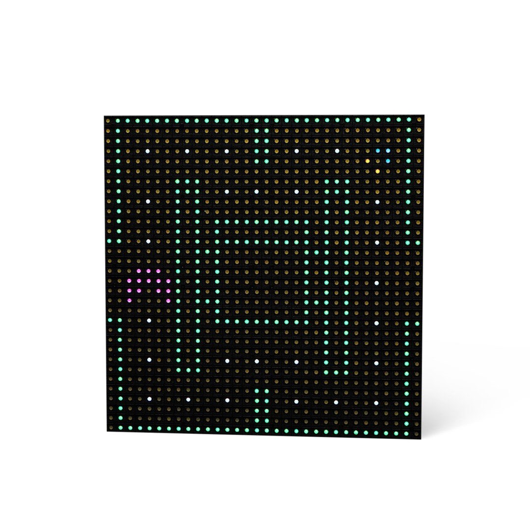 PIXEL Guts 32 x 32 LED Matrix Kit V2