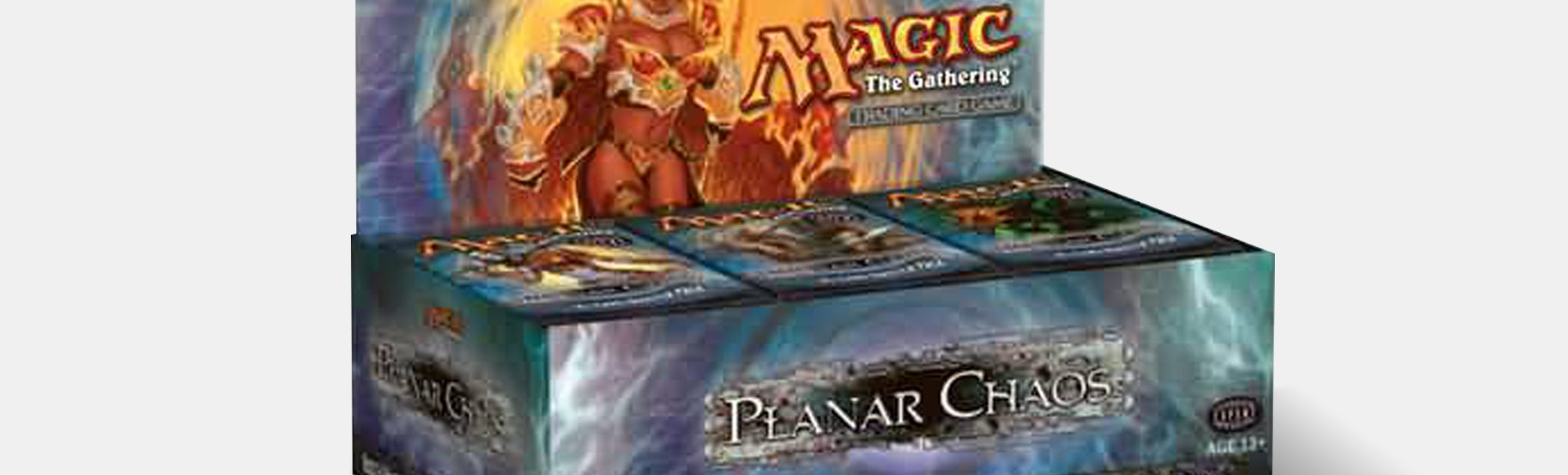 Planar Chaos Booster Box
