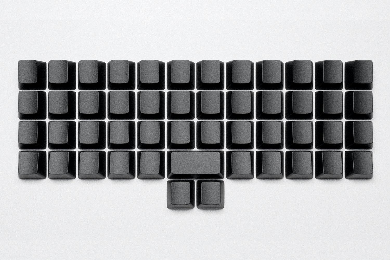 Black - OEM profile - ABS
