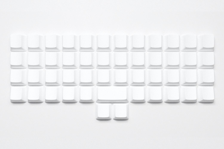 White - OEM profile - ABS