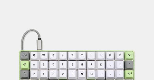 Drop + OLKB Planck Mechanical Keyboard Kit V6 | Price & Reviews | Drop  (formerly Massdrop)