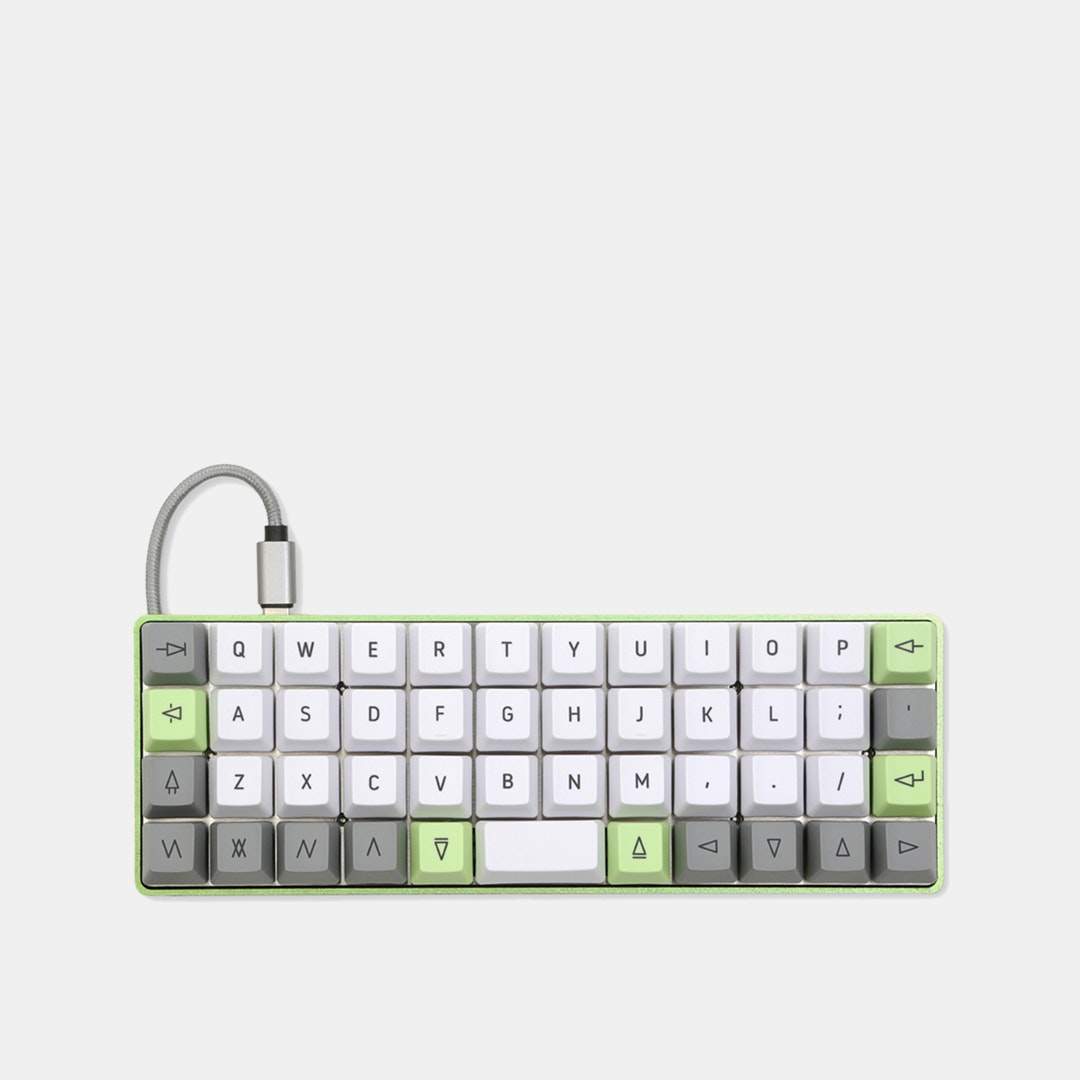 Drop + OLKB Planck Mechanical Keyboard Kit V6