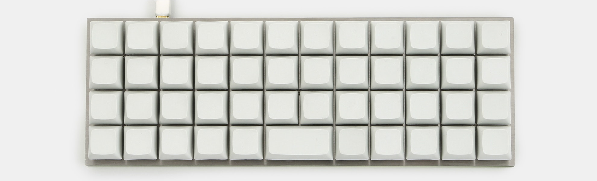 Massdrop x OLKB Planck Mechanical Keyboard Kit