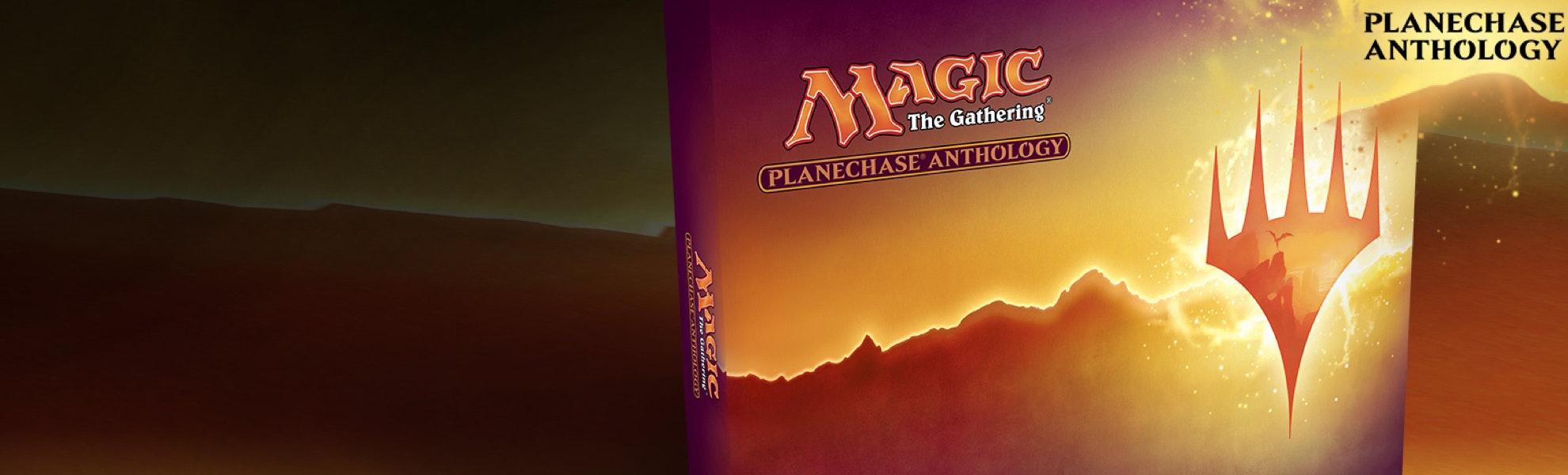 MTG: Planechase Anthology