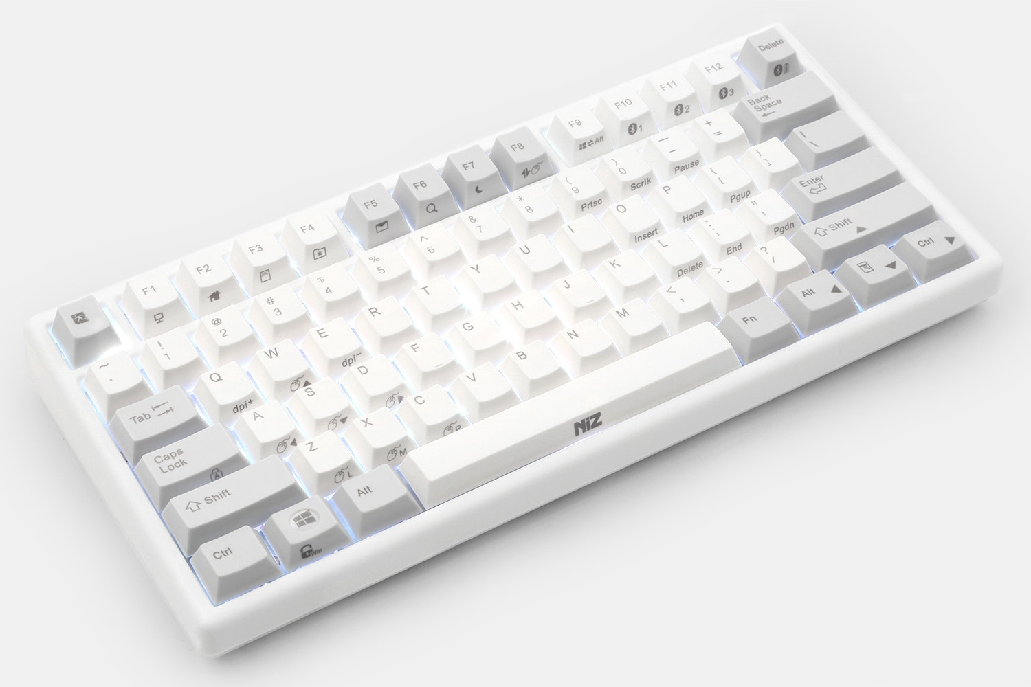 Plum Nano 75 Bluetooth Electro-Capacitive Keyboard