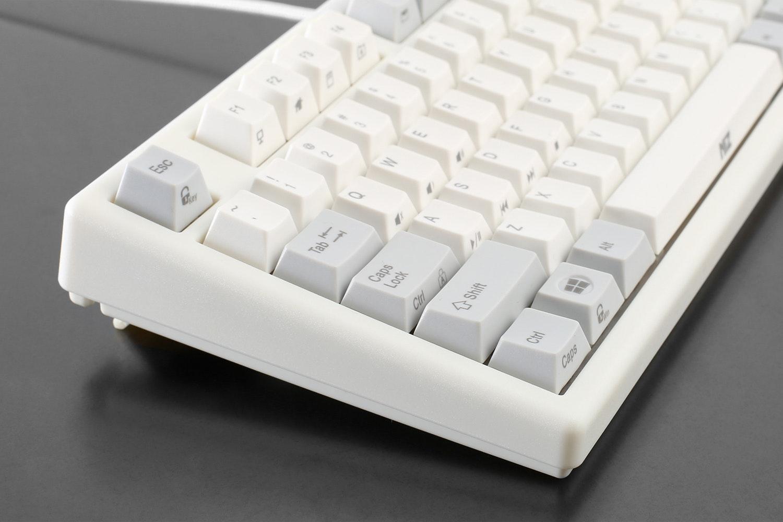 Plum 87 Electro-Capacitive Keyboard