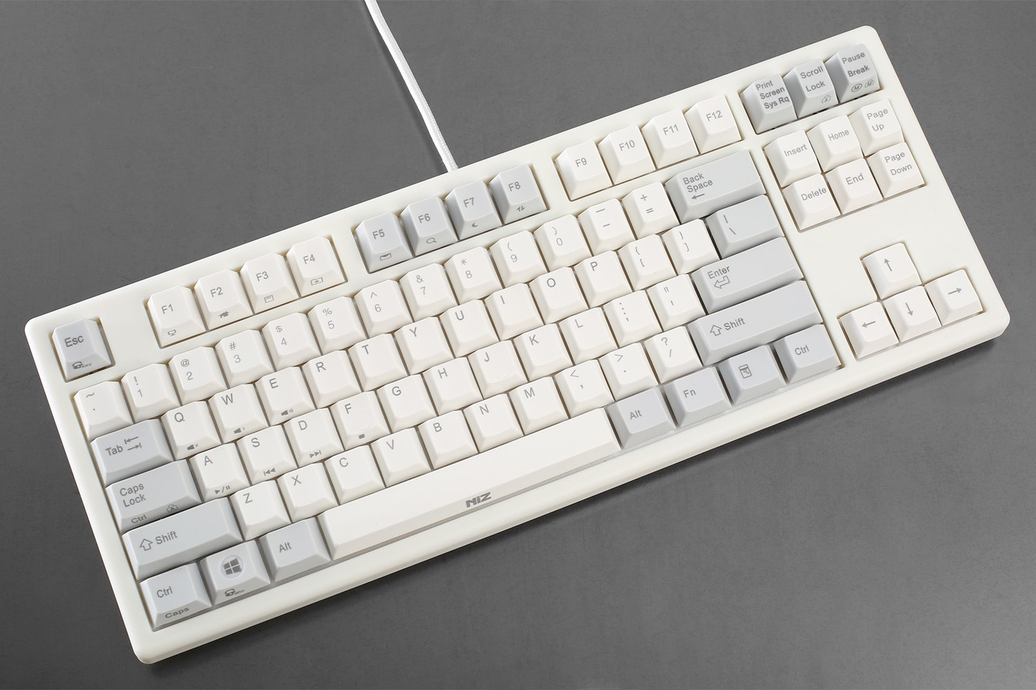 Plum 87 Electro-Capacitive Keyboard