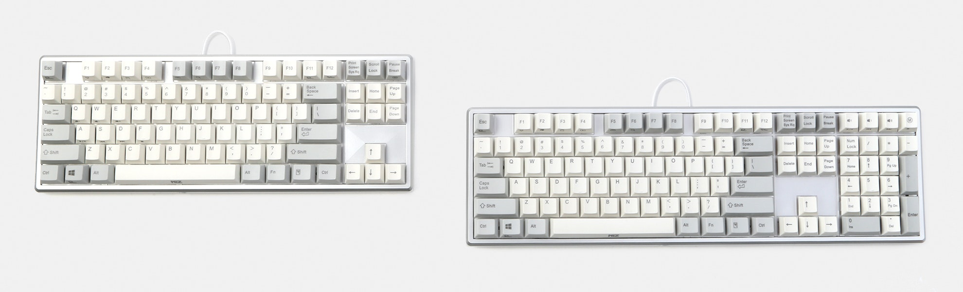 Plum 87/108 Water-Resistant EC Mechanical Keyboard