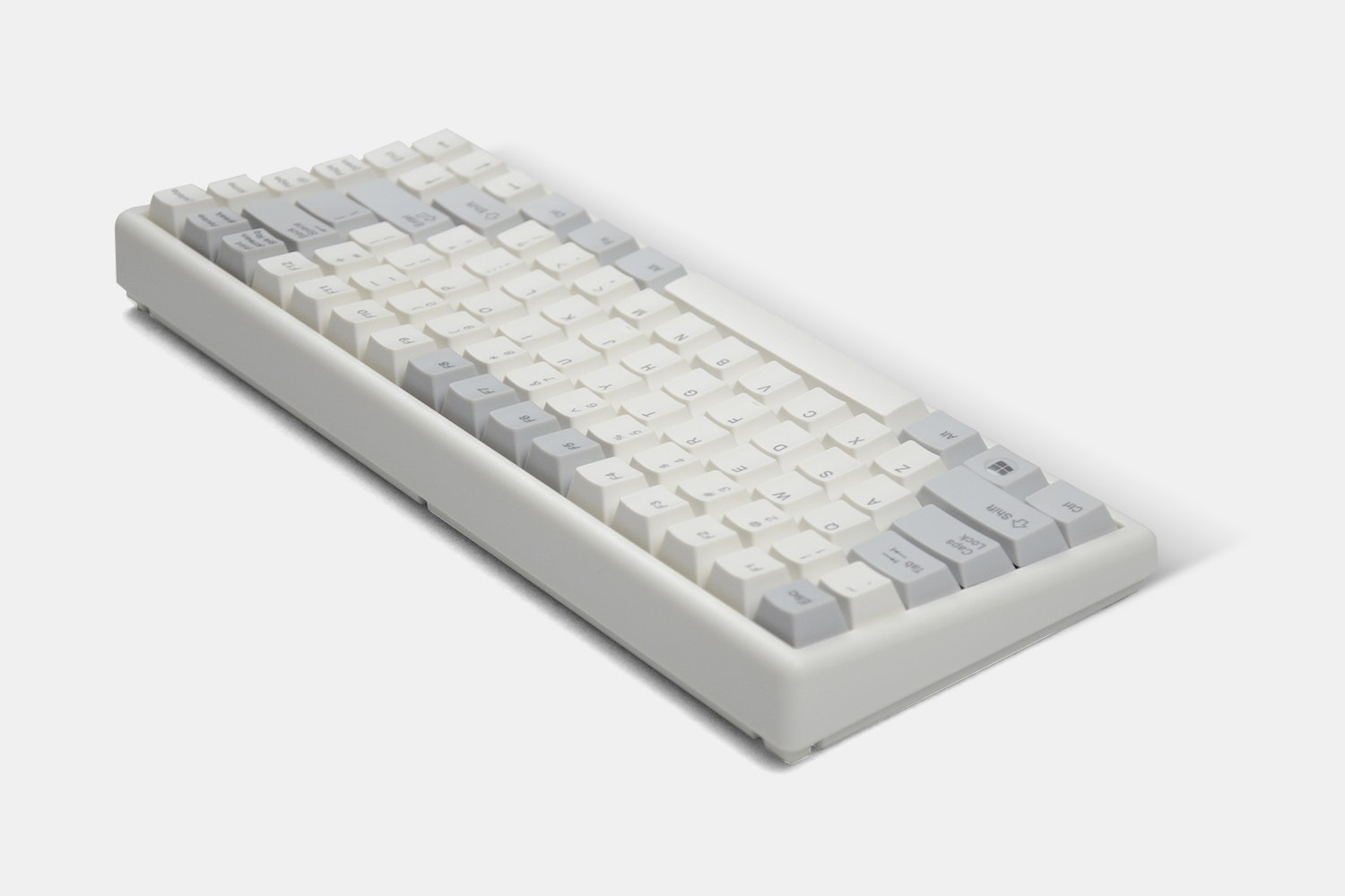 Plum84 Electro-Capacitive Keyboard