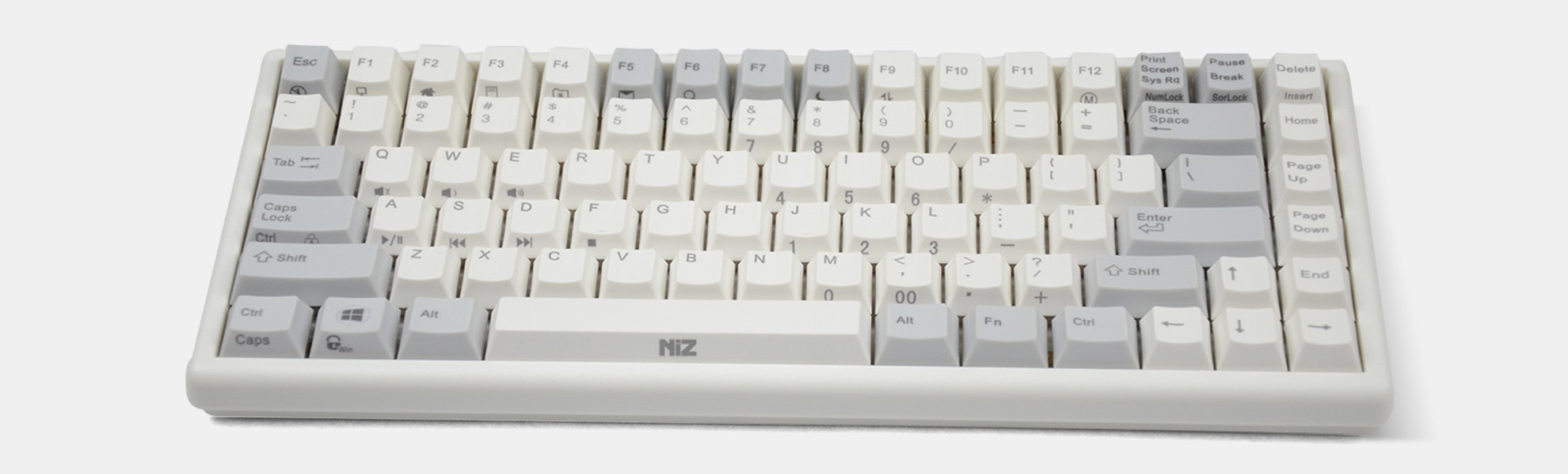 Plum84 Electro-Capacitive Keyboard