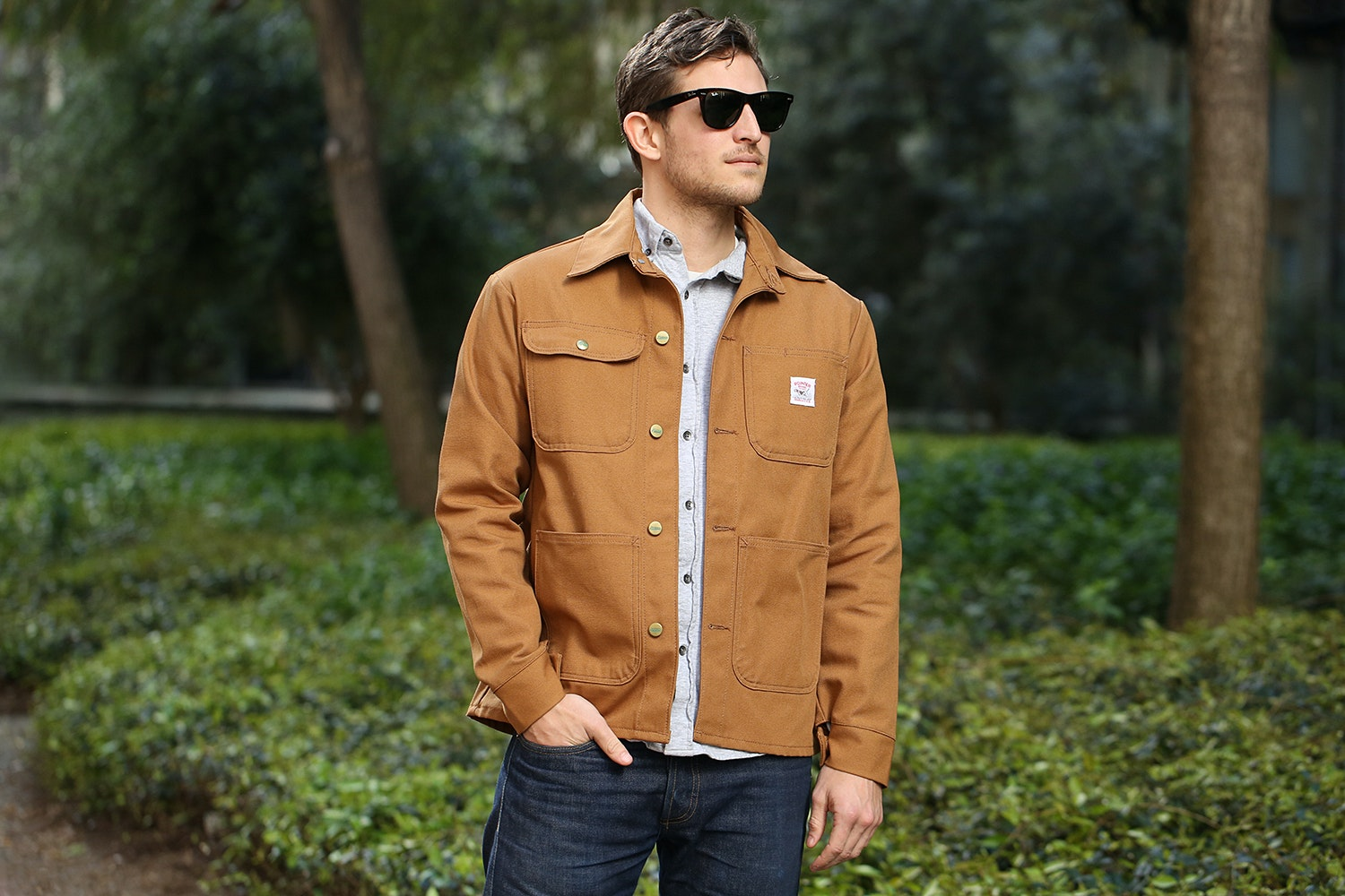 Pointer Brand Chore Coat